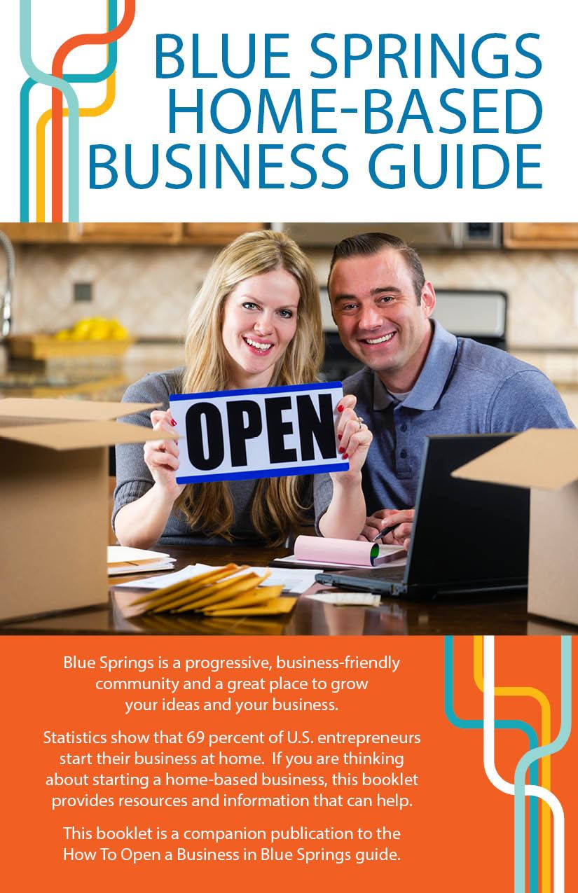 Home-Based Businesses Guide Cover