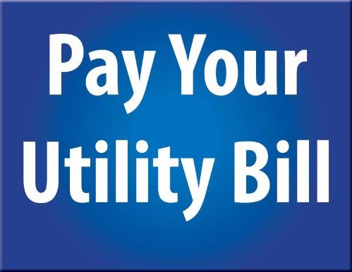 Pay your utility bill online here